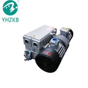 Одноступенчатый ротационный лопастной вакуумный насос из Китая