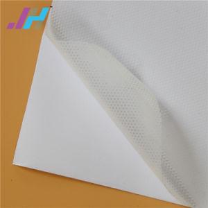 Visão bidireccional transparente o rolo de material de impressão