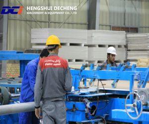 [كنستروكأيشن متريلس] جبس حاجز لوح [برودوكأيشن لين] يجعل في الصين
