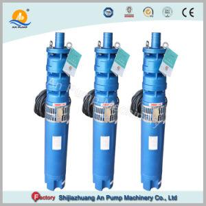 Pomp Met duikvermogen van de Irrigatie van het Water van de Turbine van de druk de Meertrappige Verticale