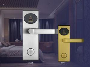 Cartão Inteligente inteligente eletrônico do cilindro da chave de bloqueio da porta do Hotel Apartamento