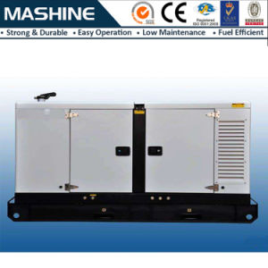 generator van de Macht van 50 kVA de Stille Reserve voor Huis