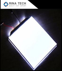 LEIDENE Backlight voor de AcrylBladen van de Basis van de Raad van het Teken