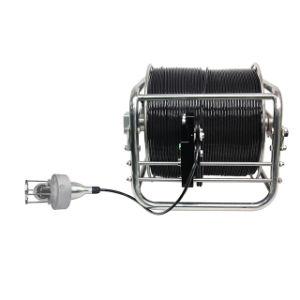 Tirando del cable, el registro de la cámara y cámara, cámara fija, profundo agujero cámara con función de Video CCTV