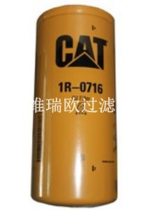 Generator 1r-0716 van de Filter van de Olie van de Delen van de Filter van de Brandstof van de Delen van de kat de Auto