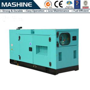 3 generatore silenzioso di fase 60Hz 1800rpm 25kVA da vendere