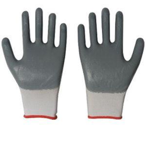 安い価格の13のゲージのニトリルの手袋