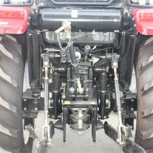 Máquina agrícola 70HP 4WD para venda de Tratores Agrícolas