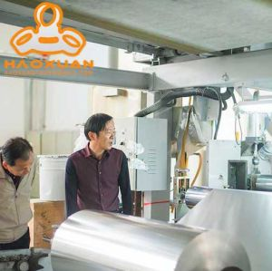 Non-Flammable papel washi de enmascarar de papel de aluminio resistente al calor de cintas de Artesanía de escape de 0,5 mm de espesor