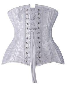 La mujer en la cintura Trainer Shaperwear lencería corsé de Jacquard en relieve