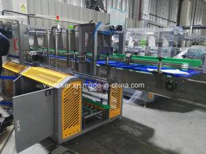 Caso/Caja automática Máquina de Llenado para el vino tinto de la máquina de paquete