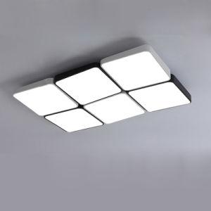 De moderne Ronde Oppervlakte zet het Licht van het LEIDENE Plafond van de Verlichting op
