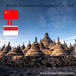 Overzeese Verschepende Forwarder Container van Shenzhen/Shanghai/Tianjin aan Indonesië