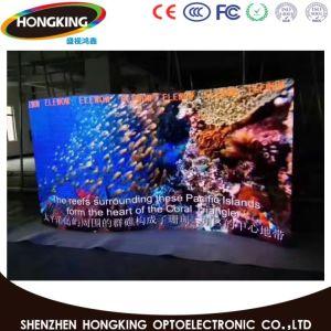 HD étanche à l'extérieur de la courbe P4.81 plein écran LED de couleur