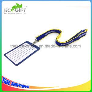 Sagola Braided del collo di memoria in bianco per il distintivo di identificazione