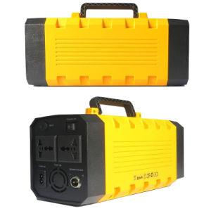 12V/5V salida UPS portátil AC DC de alimentación ininterrumpida de la batería de litio de 26Ah