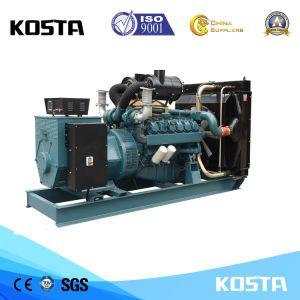 400ква горячая продажа Super Silent Doosan дизельного генератора