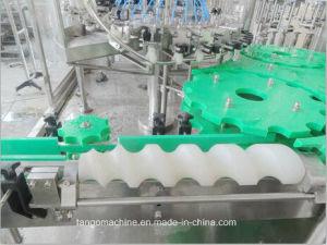 750ml het Afdekken van het Flessenvullen van het glas de Bottellijn van de Etikettering voor de Wijn van het Bier van de Geest