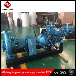移動式ポンプ電気ポンプ一定の下水ポンプの農業の潅漑のディーゼルポンプを搭載する一定のディーゼル発電機セット