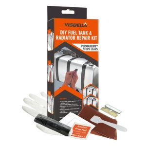 Kit di riparazione facile del serbatoio di combustibile e del radiatore di uso di Visbella/strumenti