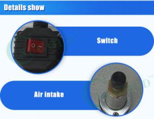 Série Xz a bomba de vácuo de palheta rotativa
