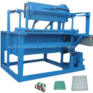 Куриные яйца лоток бумагоделательной машины 6000ПК/ч с ISO9001 утвержденных