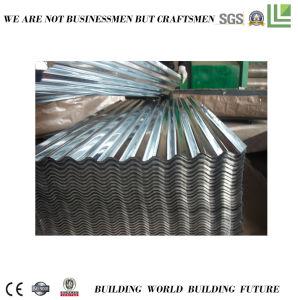 Niedriger Preis-Gallonen-gewölbte Metallfliese für Gebäude