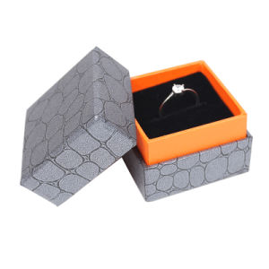 مجوهرات ورقيّة يعبّئ جوهرة هبة تخزين [جولّري] صندوق محدّد