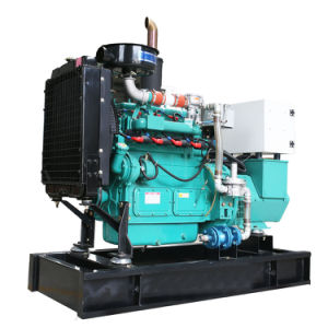 20kVA Generator van het Aardgas van LPG van het biogas de Houten