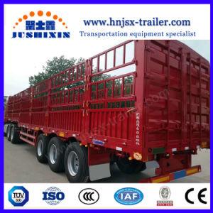 Jushixin中国の製造業者2/3/4台の半車軸BPW/Fuwa側面の/Stake /Fenceのトレーラトラックのトレーラー