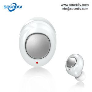 無線ステレオのBluetoothは耳のEarbudsのハンズフリーのイヤホーンを遊ばす