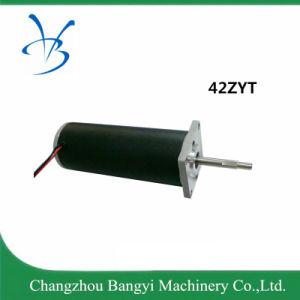 motore spazzolato di CC di bassa tensione di 82zyt143 24V 0.55nm 3000rpm 173W