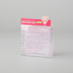 別のサイズのまめ使い捨て可能な包装ペット透過プラスチックの箱
