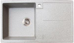 Einzelne Küche-Wannen der Form-Steinwannen-(Granit)