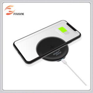 A carga rápida carregador sem fio para a Samsung/para iPhone