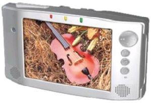 Baladeur vidéo MPEG-4 (MAS-mp4-008)