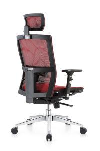 3 anos de garantia de malha de design ergonómico Ajustável Cadeira Back Office
