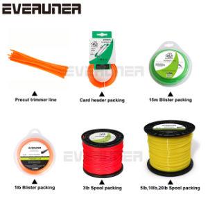 EVERUNER 1lb linha aparador de nylon de nível profissional