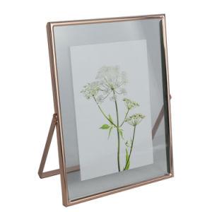 Decoração de mesa personalizados por grosso de moldura fotográfica de Metal
