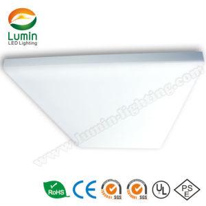 Planos Ultra Slim 300*300mm sin bordes Panel LED lámpara de techo