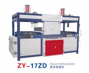 ABS/PS/PVC/PE/PC Máquina de Moldagem por vácuo para máquinas para fabricação de sacos de sucção de Espuma