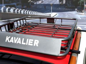 Accesorios de exterior de aluminio Universal Baca de coche