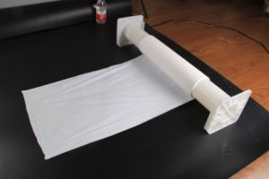 Membrane poreuse PTFE/Film - taille de pore de 022UM