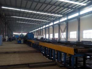 El mejor edificio de acero Estructura de acero prefabricada Almacén