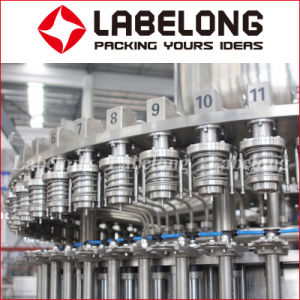 China Fabricante de Equipamentos de enchimento a quente para chá /Suco/bebidas desportivas