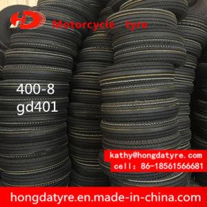 Fabrik ISO9001 ECE-Bescheinigungs-Aktien-niedriger Preis-Motorrad-Reifen-Motorrad-Gummireifen-chinesischer Reifen-Fabrik-Lieferanten-Großverkauf 400-8