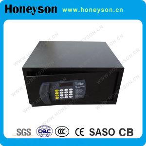 Cadre électronique de coffre-fort de gisement d'ordinateur portatif de sûreté d'hôtel