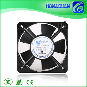 220V AC 13538mm Fan Impedance Protected
