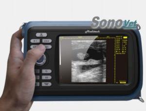獣医のセリウムの公認の手持ち型の超音波のスキャンナー