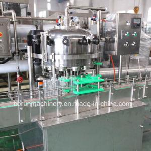 Het Standaard Automatische Bier van Ce kan Spoelende het Vullen Verzegelende Machine